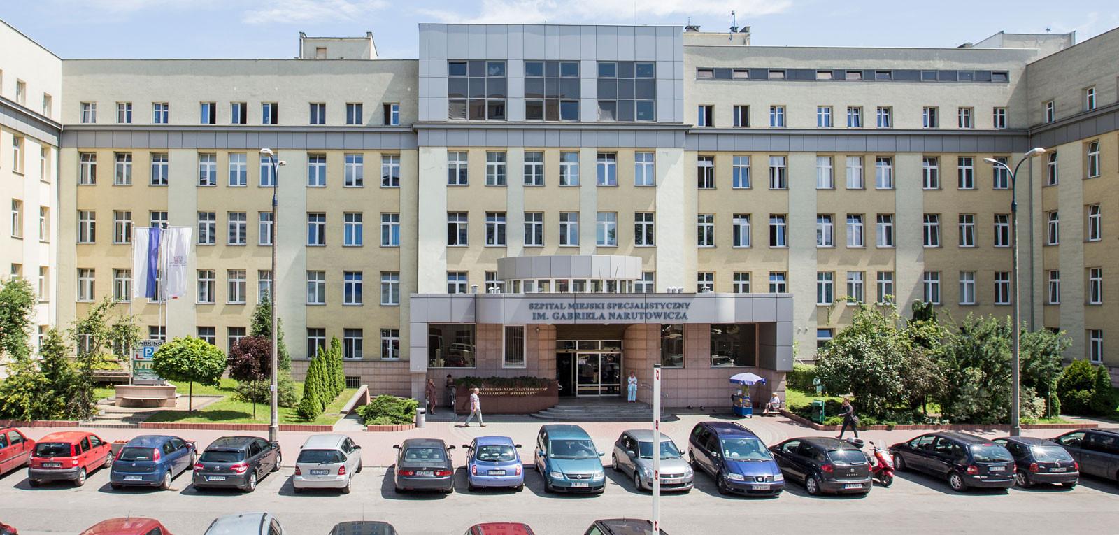 O Szpitalu